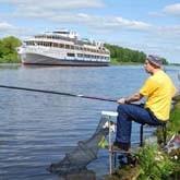 Секреты рыбалки: Поплавочная ловля на сильном течении