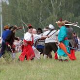Историческая реконструкция: Битва при Молодях