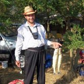 Секреты рыбалки: Ловля судака нахлыстом