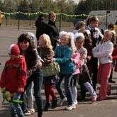 500 школьников Подмосковья в Национальном конном парке