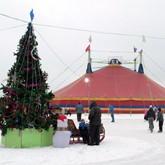 Новогодние праздники в КСК ЛЕВАДИЯ