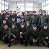 Праздник для солдат в Национальном конном парке РУСЬ
