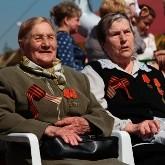 Фотоотчет с Дня Победы в Национальном Конном Парке