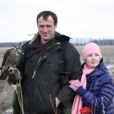 Праздник Охоты с ловчей птицей