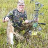 Охота с луком на зайца: Как охотиться, с чем охотиться, где охотиться