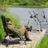 Платная рыбалка в Нефедьево - рыбалка в Подмосковье: По Руси с Проводником