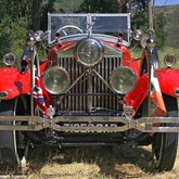 Rolls Royce с пушкой для охоты на тигров продают за $ 1 миллион