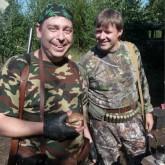 Охота в Тверской Области - фоторепортаж выходного дня