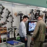 В Москве прошла 30-я Международная Выставка Охота и Рыболовство на Руси - Осень 2011