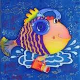 VI Международный детский фестиваль Подводный мир