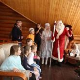 Новый год 2012 на базах Барсучок и Дворянское гнездо