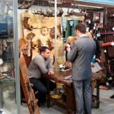 Охота и рыболовство на Руси 2012 - Москва ВВЦ 69, 75 павильоны