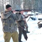 День Святого Трифона - охотничий фестиваль 2012 в Тверской области