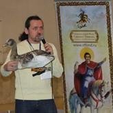 Практическая конференция по использованию духовых манков на охоте на гусей