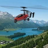 PAL-V: Летающий автомобиль прошел первые летные испытания