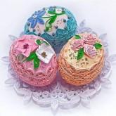 Полезные идеи по украшению пасхальных яиц