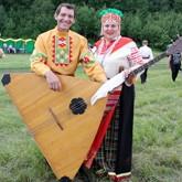 Фольклорный фестиваль Двенадцать ключей под Веневом