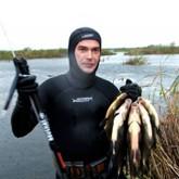 Открытые соревнования на кубок Рязанской области по подводной охоте