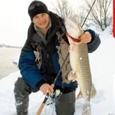 Рыболовные соревнования - Зимний Хищник 2011