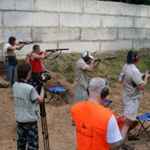 Турнир по пулевой стрельбе Артемида