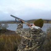Открытие сезона осенней охоты 2012 и протест экологов