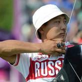 Трое российских паралимпийцев-лучников заняли весь пьедестал почета