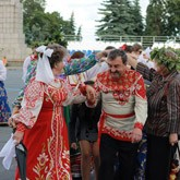 Фольклорные фестивали в сентябре 2012