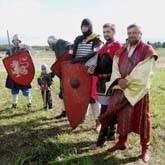 1150-летие Российской государственности отметили в Пскове