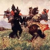 Куликовская битва 632 года спустя