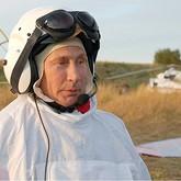 Журавли Путина, Царская охота и День журавля