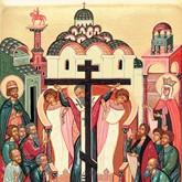 Православные отмечают Воздвижение Креста Господня