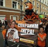 Во Владивостоке прошел традиционный День тигра