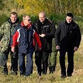 Владимир Путин: Государство создаст охранные зоны вокруг музеев-заповедников