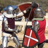 Славянский хоровод, Казачьи кренделя и историческое фехтование