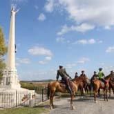 Конные походы казаков и новая программа Кремлевской школы верховой езды