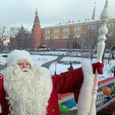 Рождественские ярмарки открылись в Москве и Петербурге