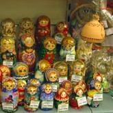 Русские сувениры захватывают рынок Беларуси