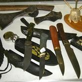 Выставки холодного оружия «Клинок» и «Арсенал» проходят в Москве