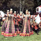 XXI Всероссийский Бажовский фестиваль народного творчества