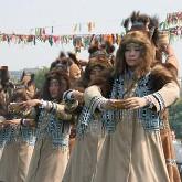 Якутский национальный праздник Ысыах - 2013