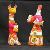 Фестиваль филимоновской игрушки в Одоеве