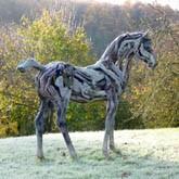 Всероссийский творческий конкурс сюрреалистических парковых скульптурных произведений в Национальном Конном Парке «РУСЬ»