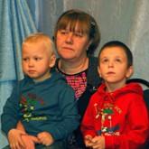 Фонд и МОСОБЛБАНК сделали подарки матерям Касимовского района