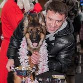 Новогодняя выставка-продажа собак «Найди Друга!» прошла в НКП «РУСЬ»