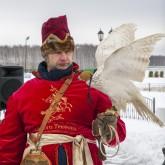 В Подмосковье прошли Всероссийские состязания ловчих птиц