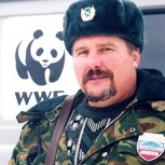 Охотовед - лауреат высшей награды WWF