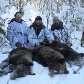 Все свежие Новости об Охоте и Рыбалке под Новый 2011 год