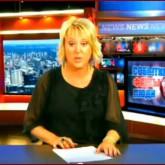 Марихуана, медведи и свинья довели телеведущую до истерики (ВИДЕО)