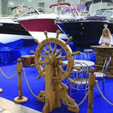 В  Москве открылась выставка катеров и яхт  Боут шоу 2011