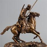Выставка охотничьих скульптур  Либериха Н.И.